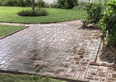 Landscape Services - Scott's Landscapes Paver Patio
