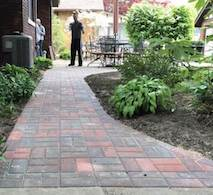 Hardscaping by Scott's Landscapes